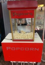 suikerspin popcorn kar huren